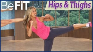 Denise Austin: Shrink Your Fat Zones Workout for the Hips & Thighs