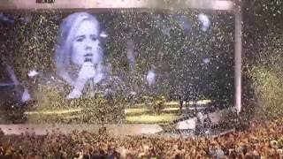 Adele - Rolling In The Deep - NYC - Sep 26th 2016 (Last Night)
