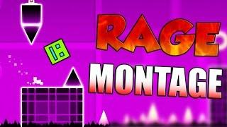 Geometry Dash - Rage Montage thumbnail