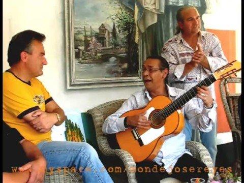 Canut Chant de Jose et Claude Meslin de famille et amis (Gipsy Kings)