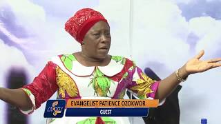 Exclusive interview with Evangelist Patience Ozokor At his feet on Faith TV