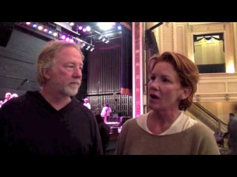 Melissa Gilbert Talks Growing Up Jewish & The 24 Hour Plays with Timothy Busfield