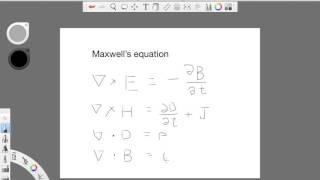 Maxwell方程式の説明【FDTD法 #1】