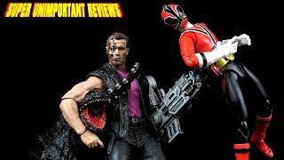 Abridged Reviews - NECA (Kenner Tribute) Terminator 2 Power Arm Terminator Figure