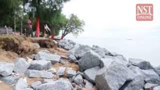 Is development killing Tanjung Kling?