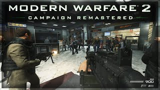 Modern Warfare 2 Campaign Remastered: Act I