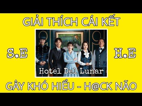 Giải thích kết phim Hotel Del Lunar - Cái kết gây khó hiểu   Khách sạn ma quái tập cuối