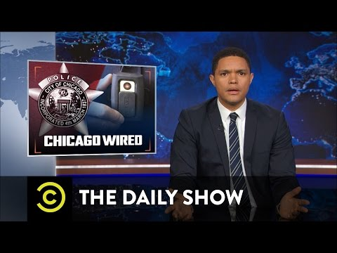 The Daily Show - A Suspicious Police Shooting in Chicago