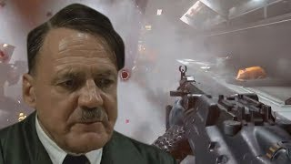 Hitler reacts to Wolfenstein Youngblood