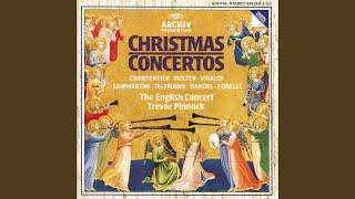 Handel: Concerto a due cori No.1, HWV 332 - 6. Alla breve. Moderato