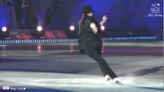 2012 All That Skate Spring - Yuna Kim [All of Me] By Baby Jane♥