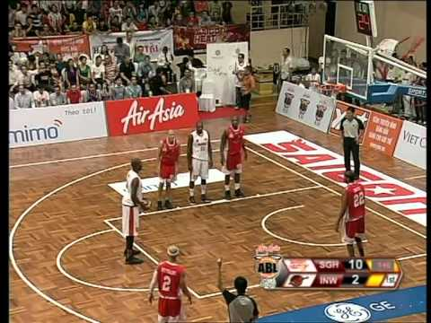 Hiep 1 (1st Quarter) Saigon Heat vs Indonesia Warriors (April 4th)