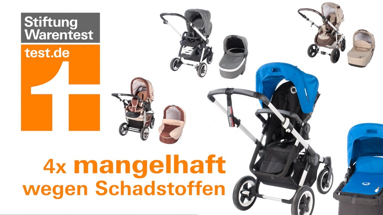 test kinderwagen auch bugaboo wegen schadstoffen. Black Bedroom Furniture Sets. Home Design Ideas