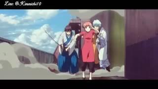 Gintama Movie: Shinyaku Benizakura Hen fake sub, Indonesia subtitle