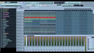 Kirsty - Hands High (Afrojack Remix) [FL Studio Remake DenFan] **FLP**