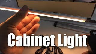 albrillo under cabinet dimmable warm