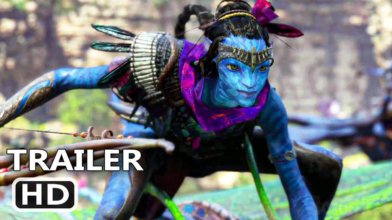 AVATAR Frontiers of Pandora Trailer (2022)