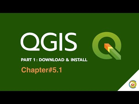 QGIS Tutorial: Download and Install [EN]