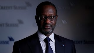 Credit Suisse Ceo Tidjane Thiam Resigns