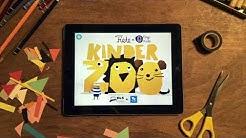 Fiete KinderZoo | Kinder bauen eigene Spiele-App mit Zoo-Tieren | GRATIS
