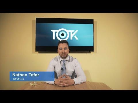 Highlight of TOKIA's CEO Nathan Tafer