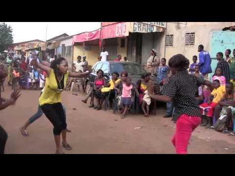 Doundounba in Madina, Conakry