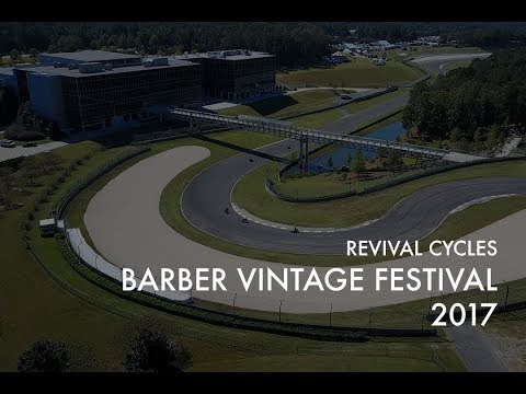 REVIVAL at Barber Vintage Festival 2017