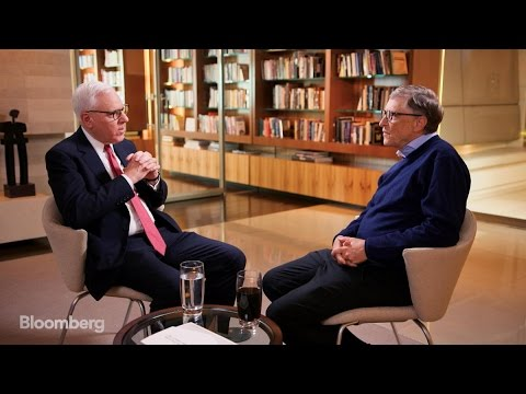 The David Rubenstein Show: Bill Gates