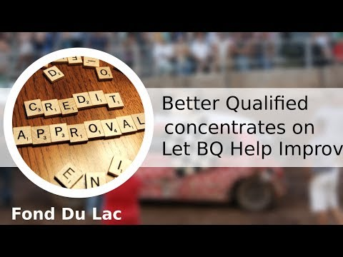 Consumer Debt Management-Fond Du Lac Wisconsin-Getting Good Credit-Better Qualified-Discovering