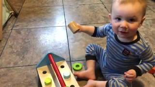 Tool Box Hammer Bench