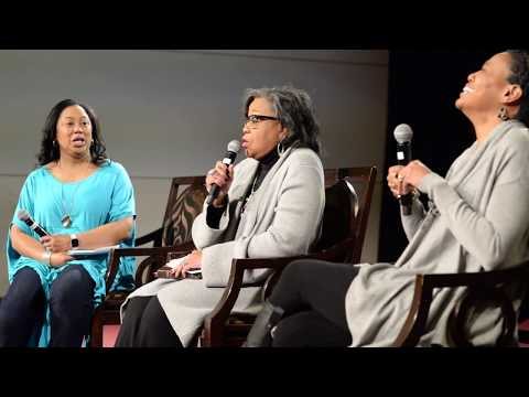 Legacy Panel with Lois Evans, Chrystal Hurst and Priscilla Shirer