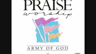 All We Like Sheep, Don Moen, Randy Rothwell, Hosanna! Music, Army Of God
