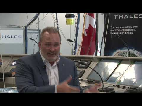 DEFSEC 2021: Thales Canada CEO Chris Pogue