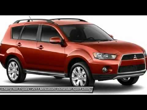 Cherry Hill Triplex >> 2011 Mitsubishi Outlander Cherry Hill Nj 22322 Youtube