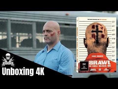 Brawl In Cell Block 99 Mediabook Unboxing In 4K