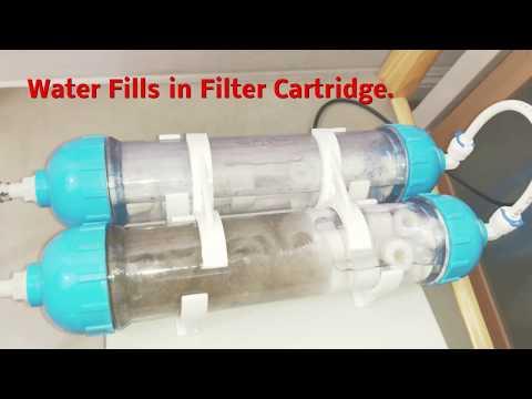 Pro Vacuum Clean Aquarium Fish Tank Gravel With X2 Filter TOBOQ Pump
