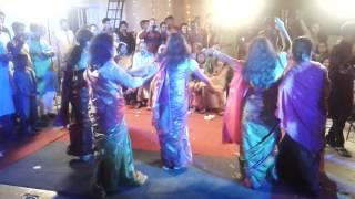 Nipu & Shamoli Holud Evening Dance 1