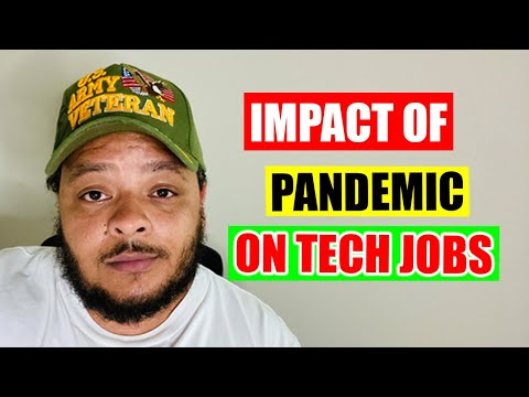 Has the Pandemic Affected the I.T. Industry?