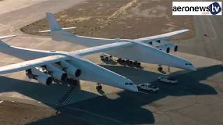 A quoi servent les deux cockpits de l'avion Stratolaunch ?