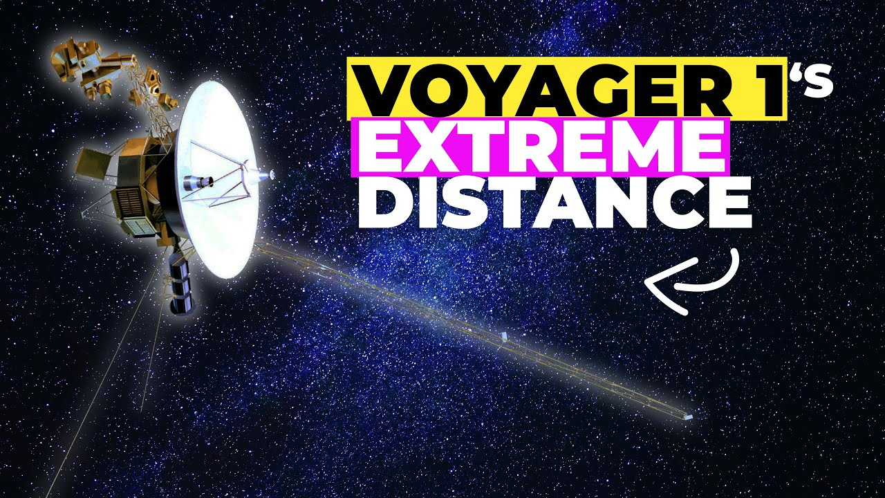 Location of Voyager 1 in 2017 - YouTube