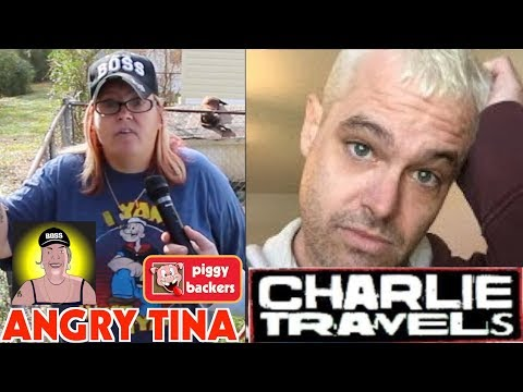 😠  NEW - Angry Tina Talks About Charlie Travels | Exclusive Interview