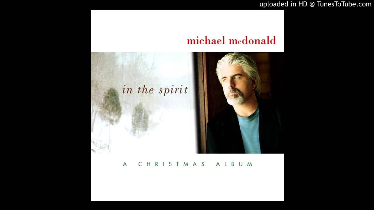 michael mcdonald in the spirit a christmas album on christmas ray charles