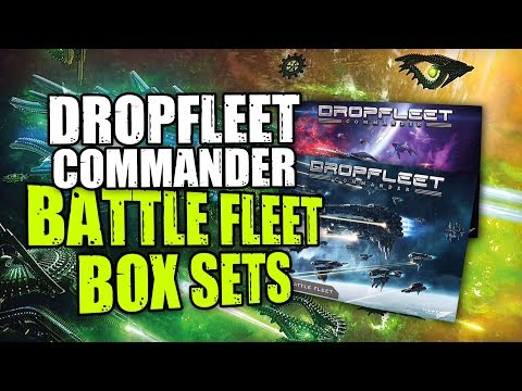 Hawk Wargames: Dropfleet Commander Battle Boxes Announced