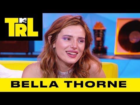 Bella Thorne Explains the Meaning Behind 'GOAT' & 'B*tch I'm Bella Thorne'  | TRL