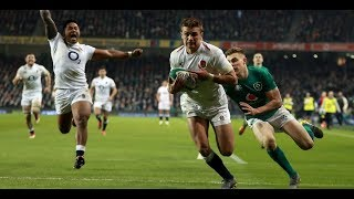 Highlights: Ireland 20 England 32