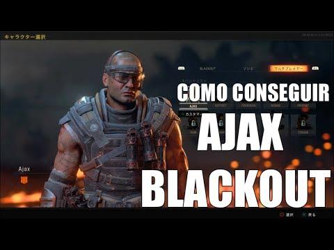 Como Desbloquear a AJAX en BLACKOUT | CoD Black Ops 4.. #BlackOps4 #Treyarch #BlackOut #BO4