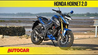 2020 Honda Hornet 2.0 review - Same only in name | First Ride | Autocar India