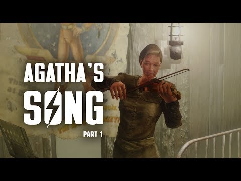 Agathas Song Part 1  Fallout 3 Lore