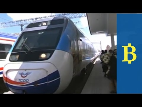 Turkey's high-speed rail link opened between Ankara and Istanbul