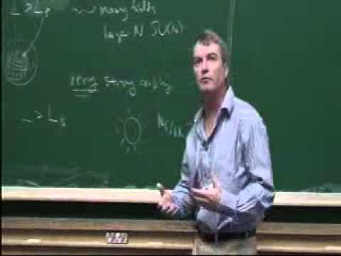 Introduction to Gauge-Gravity Duality, Lecture 1 of 5 | Joe Polchinski